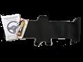 Оплетка на руль из экокожи Altona для Mitsubishi Lancer IX Рестайлинг 2005-2010 г. в. - фото 10686