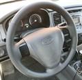 Оплетка на руль из натуральной кожи Hyundai Verna II 2005-2010 - фото 10822
