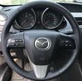 Оплетка на руль из натуральной кожи  Mazda 6-II 2010-2013 - фото 10941