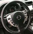 оплетка на руль Nissan Qashqai