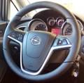 Оплетка на руль из натуральной кожи Opel Astra J 2009-2015 - фото 10968