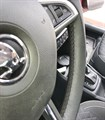 Оплетка на руль из натуральной кожи Skoda Octavia III (A7) (2015-2017) - фото 11013
