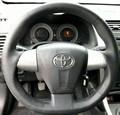 Оплетка на руль из натуральной кожи Toyota RAV 4 III Рестайлинг (2010-2014) - фото 11032