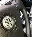 Оплетка на руль из натуральной кожи Volkswagen Golf V 2003-2009 - фото 11046