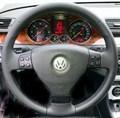 Оплетка на руль из натуральной кожи Volkswagen Passat B6 (2005-2010) - фото 11048