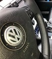 Оплетка на руль из натуральной кожи Volkswagen Tiguan (2007-2010) - фото 11058
