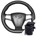 Оплетка на руле Тойота Рав 4 III поколение - фото