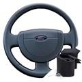 Оплетка на руле Форд Фьюжн - фото