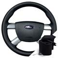 Оплетка на руле Форд Фокус 2 - фото