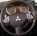 Кожаная накладка на руль Mitsubishi ASX I