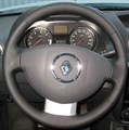 Кожаная накладка на руль Nissan Terrano