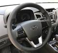 Оплетка на руль из натуральной кожи Hyundai Creta 2016 - н.в. - фото 9177