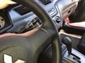 Оплетка на руль из натуральной кожи Mitsubishi Lancer IX Рестайлинг 2005-2010 г. в. (черная) - фото 9482