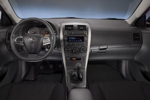 Заглушка руля Toyota Rav 4