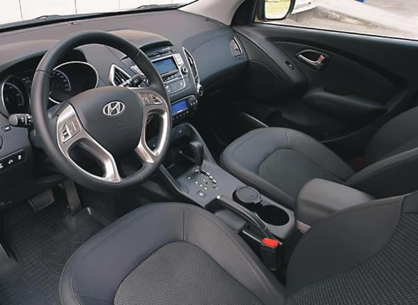 Заглушка руля Hyundai IX 35