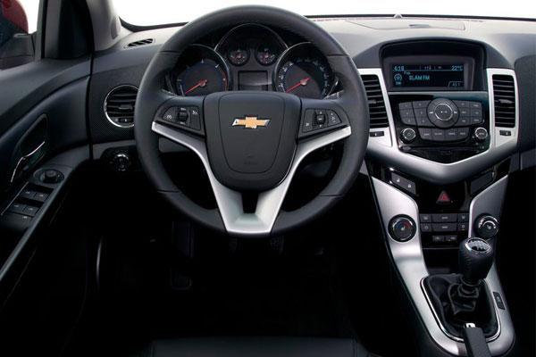Заглушка руля Chevrolet Cruze