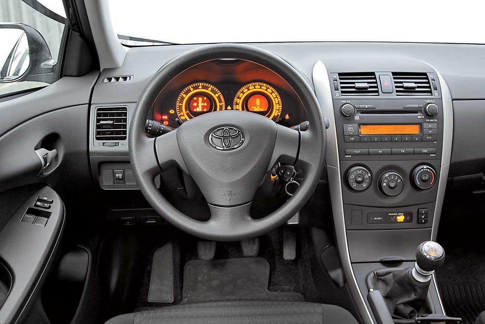 Заглушка руля Toyota Corolla