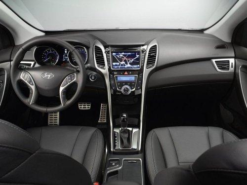 Заглушка руля Hyundai Elantra