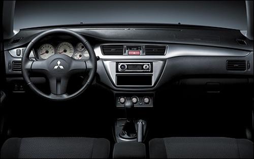 Заглушка руля Mitsubishi Lancer 9