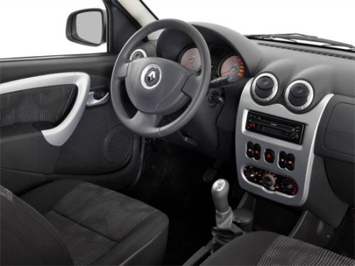Заглушка руля Renault  Sandero