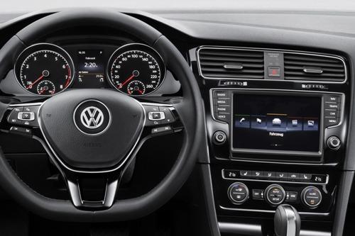 Заглушка руля Volkswagen Golf 7