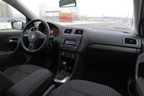 Заглушка подушки безопасности в панель Volkswagen Polo